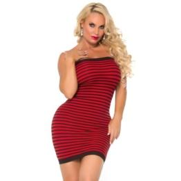 sinnliches Kleid - trägerlos